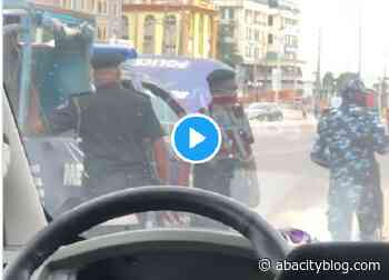 Mass Murder Averted In Aba As Police Officer Runs Amok, Shoots and Beats Up People — AbaCityBlog - Abacityblog
