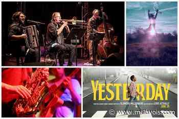 Musique et cinéma en plein air ce lundi 19 juillet au Millau Jazz Festival - Millavois.com