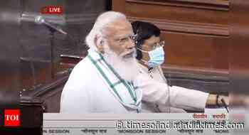 Oppn creates ruckus in LS, prevents PM from introducing new ministers