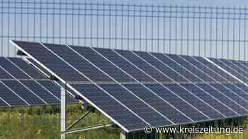 Solarpark Lauenbrück: Idee nimmt Formen an - kreiszeitung.de