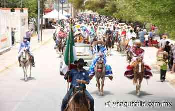 Celebra San Buenaventura el 30 aniversario de su tradicional cabalgata al Santo Patrono - Vanguardia MX