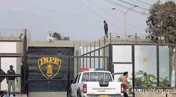 Trujillo: trasladan a peligroso extorsionador a penal de Cerro de Pasco - LaRepública.pe