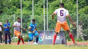 UAM Tillers defeat ABU Nobles, Unilag Marines draw FUTA Tigers in Akure - Guardian Nigeria