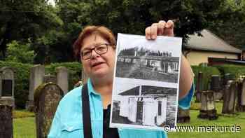 Lokale Geschichte hautnah: Spaziergang über Gautings Jüdischen Friedhof - Merkur Online