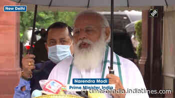 Monsoon Session: PM Modi invites MPs to share details on pandemic