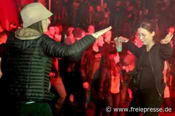 Party in Grünhain endet nach Rangeleien vorzeitig - Freie Presse