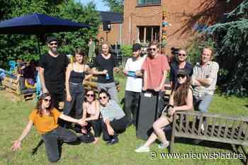 Muzikanten organiseren festival in eigen tuin in Zonhoven