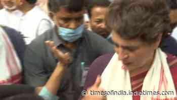 Modi govt seems to have launched grave attack on Right to Privacy: Priyanka Gandhi on Pegasus row
