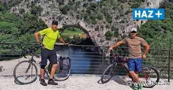 Hemmingen: Rainer Dorau plant 800-Kilometer-Radtour durch Jordanien - Hannoversche Allgemeine