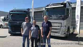 Rodez : la passation officialisée à Volvo Truck - Centre Presse Aveyron