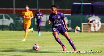 Le résumé vidéo de TéFéCé/Rodez, dernier match amical de pré-saison - Toulouse Football Club