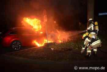 Schon wieder Auto-Brand bei Hamburg: Geht ein Feuerteufel um? - Hamburger Morgenpost