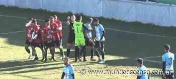LAFERRERE 1 - ARGENTINO DE MERLO 1 | Empate en el Ciudad de Laferrere - Mundo Ascenso
