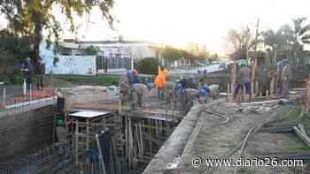 Merlo: Avanza la obra hidráulica del arroyo Torres - Diario 26