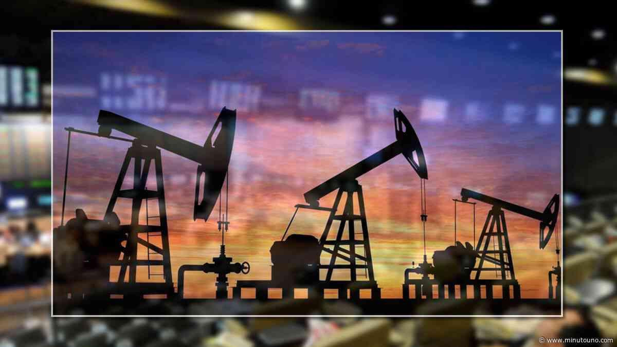 El petróleo registra ganancias en Nueva York y Londres - Minutouno.com