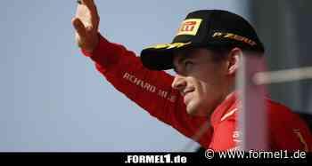 Charles Leclerc: Motorproblem hat nicht den Sieg gekostet