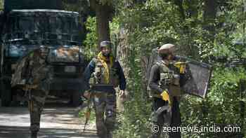 Lashker-e-Toiba module busted in J&K`s Budgam, terrorist, 4 associates arrested