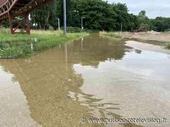 Crue et inondation : La situation s'améliore à Saint-Dizier | Puissance Télévision - Puissance Télévision