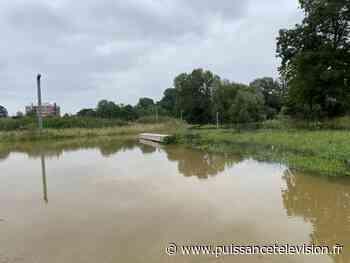 La Marne inonde Saint-Dizier | Puissance Télévision - Puissance Télévision