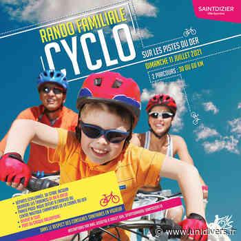 Rando cyclo familiale Stade Charles Jacquin - Unidivers