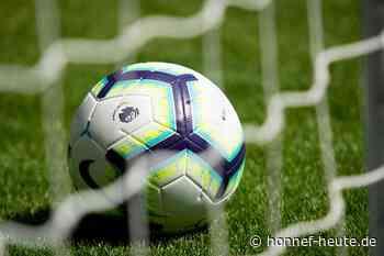 HFV-Testspiel gegen Troisdorf endete 2:2 - Honnef heute