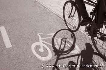 Radschnellweg Schorndorf-Fellbach - Kernen wählt die außerörtliche Route - Stuttgarter Nachrichten