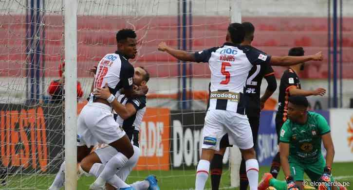 SIGUE Alianza Lima - Ayacucho FC EN VIVO y EN DIRECTO por la Fase 2 de la Liga 1 - El Comercio Perú
