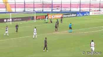 Arley Rodríguez decretó el 4-1 de Alianza Lima sobre Ayacucho - Libero.pe