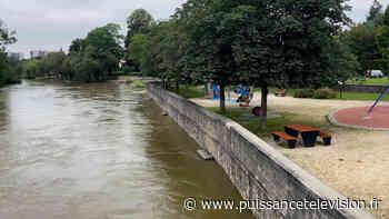 17.7.2021 Crues-inondations : Saint-Dizier sous haute vigilance - Puissance Télévision