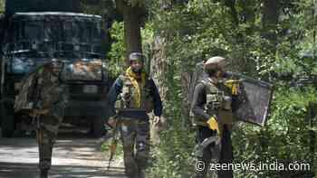 Lashkar-e-Toiba module busted in J&K`s Budgam, terrorist, 4 associates arrested