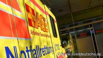 Zwei Verletzte bei Unfall mit selbstgebauter Seifenkiste - Süddeutsche Zeitung
