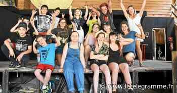 La Loco accueille des jeunes de Clisson pour un projet théâtre - Le Télégramme