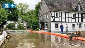 Nach Hochwasser: Grüne im Kreis Olpe fordern Klimanotstand - Westfalenpost