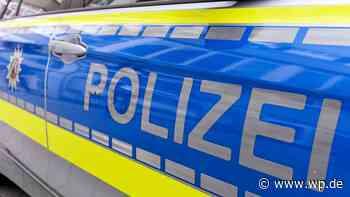 Olpe: Auf Dieselspur ausgerutscht – Radfahrer verletzt sich - Westfalenpost