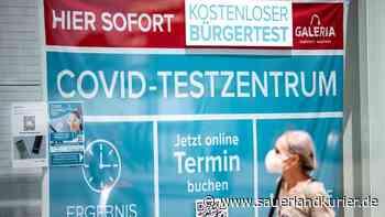 Corona im Kreis Olpe: Inzidenz wieder zweistellig - Verlosung im Impfzentrum - sauerlandkurier.de