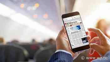 Kreis Olpe: WP und WR kostenfrei in digitaler Form - WP News