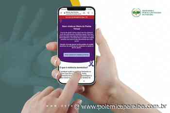 Aplicativo web 'Maria da Penha Virtual' é incorporado pela DPE-PB - Polêmica Paraíba - Polêmica - Polêmica Paraíba