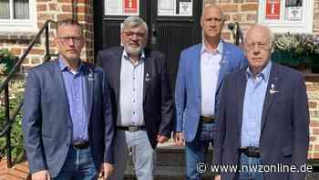 Spendenaktion in Wildeshausen gestartet: Gilde hilft den Hochwasseropfern - Nordwest-Zeitung