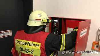 Feuerwehr Wildeshausen rückt umsonst aus: Zu viel Deo für den Rauchmelder - Nordwest-Zeitung