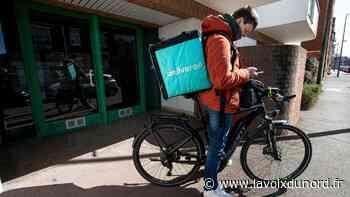 Deliveroo débarque à Jeumont et Fourmies, des livreurs recherchés! - La Voix du Nord