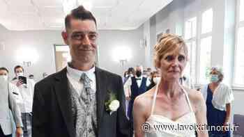 Fourmies: Nathalie et Olivier se sont mariés - La Voix du Nord