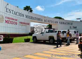 Hondureña detenida en Acayucan logra amparo contra deportación - Imagen del Golfo