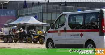 Woluwe-Saint-Lambert en aide à Chaudfontaine après les inondations: personnel, matériel, repas... (Woluwe-Saint-Lambert) - l'avenir.net