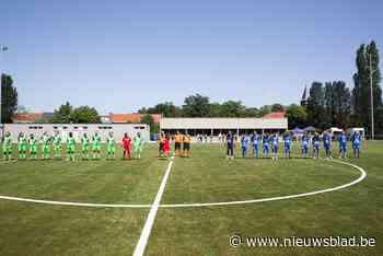 Fusieclub Excelsior Mariaburg speelt voortaan op 'Campus Rus... (Brasschaat) - Het Nieuwsblad