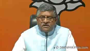 Ravi Shankar Prasad rejects Congress` allegations on PM Narendra Modi, Amit Shah of snooping on Opposition leaders