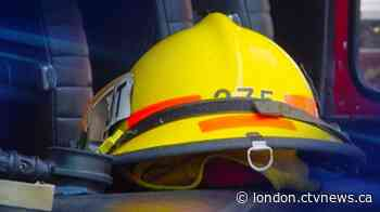 Fire crews dealing with early morning structure fire near Tillsonburg, Ont. - CTV News London