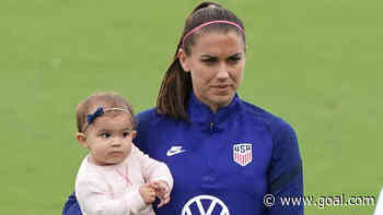 'I feel stronger & fitter than before' - USWNT star Alex Morgan raring to compete at Olympics after giving birth to first child