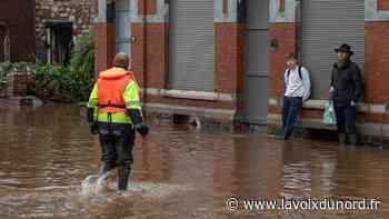 Des assos d'Onnaing et Trith lancent des appels aux dons pour les sinistrés belges - La Voix du Nord