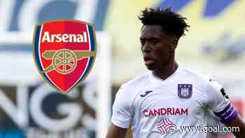 Arsenal sign Lokonga from Anderlecht for £18m as Arteta continues to shape squad for 2021-22 season