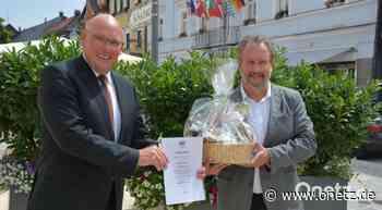 Stefan Walberer Chef von über 40 Mitarbeitern bei der Stadt Marktredwitz - Onetz.de